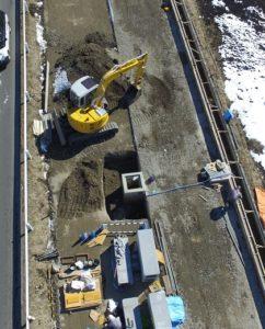 道路工事写真4