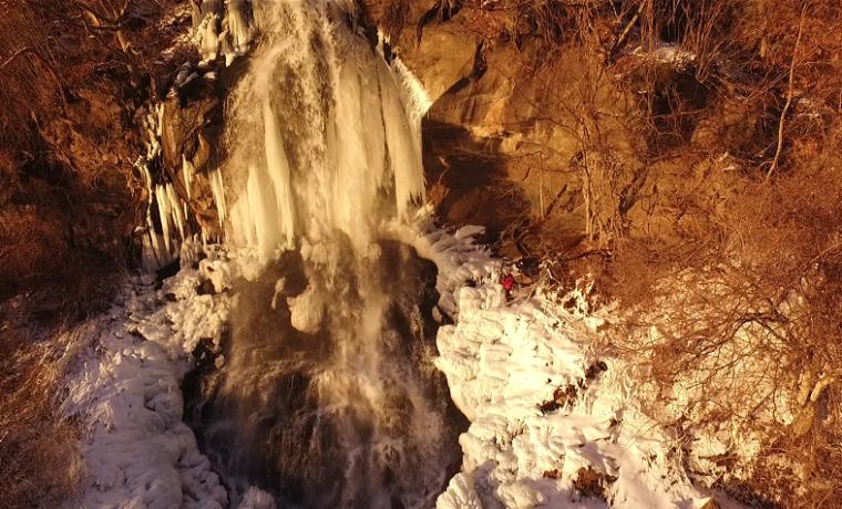 エアハッチブログ 滝