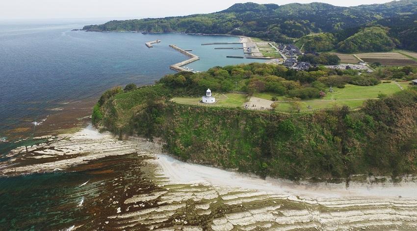 禄剛崎灯台 1 2017.5.3