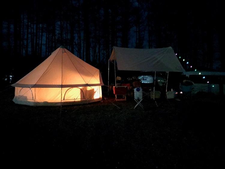 2018.4 キャンプ2