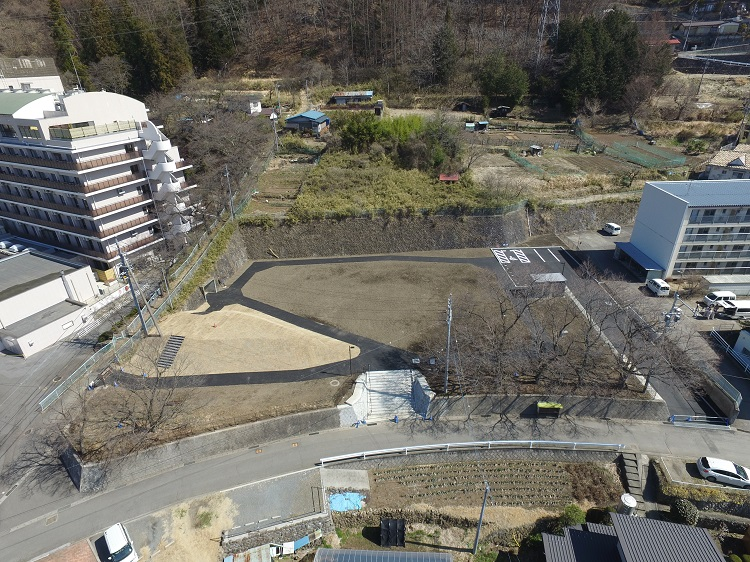 公園竣工1