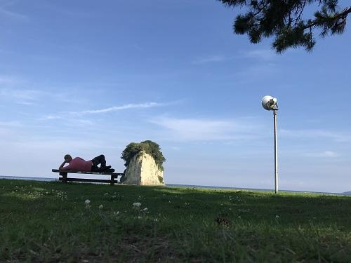 2018.7 能登 見附島1