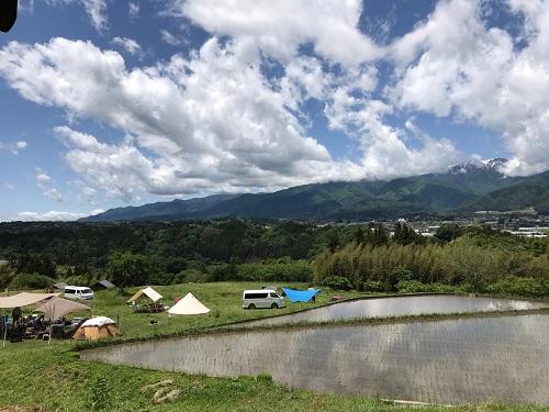 2018.5キャンプ